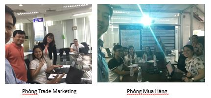 Coaching Phòng Trade Marketing & Mua Hàng